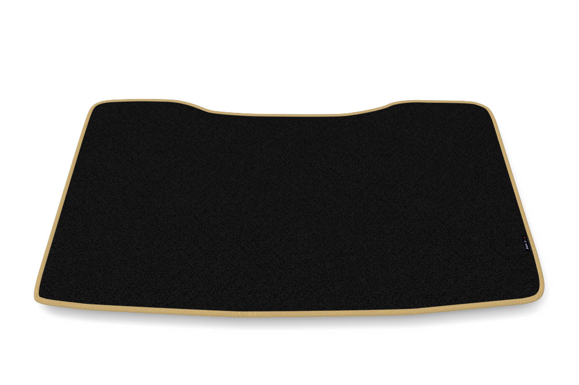 PetexCoupe Tapis en velours-Noir Volvo Tissu Tapis Velour 117359604